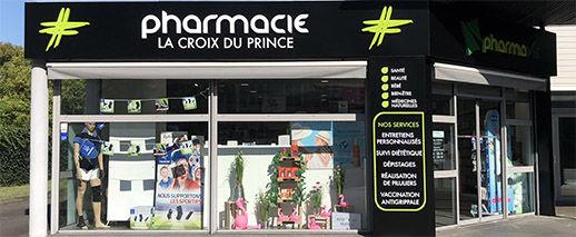Pharmacie La Croix Du Prince,Pau